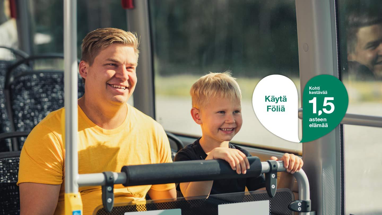Käytä Föliä, kampanjakuva
